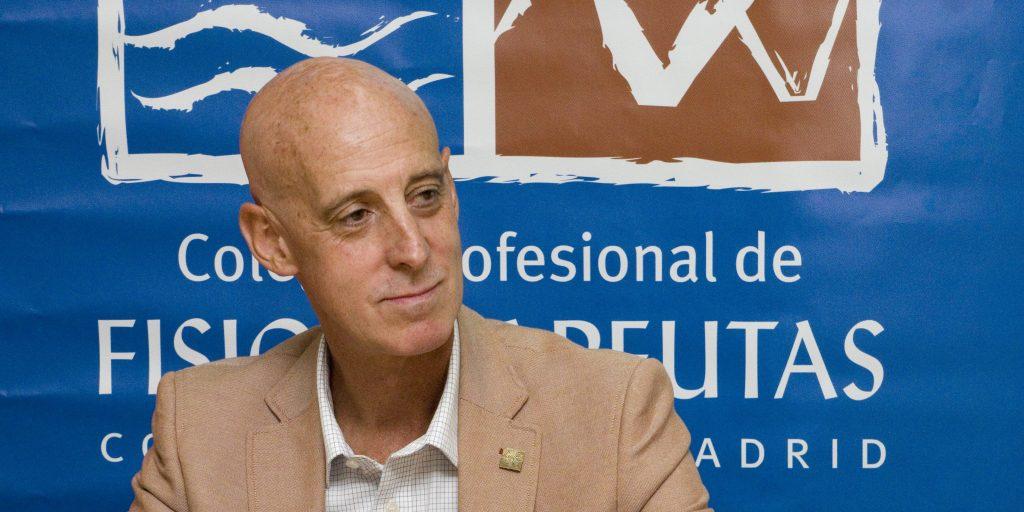 José Antonio Martín Urrialde: La Fisioterapia no ha quedado inmune a la política de Humanización